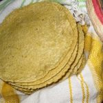 Mais Tortillas 13cm