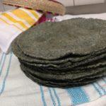 Mais Tortillas blau 13cm
